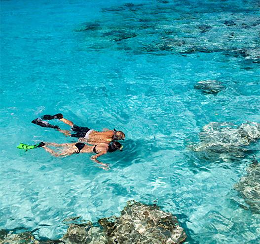 Snorkeling in Protaras